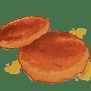 Crocchette di grano saraceno